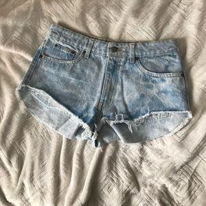 Car mar shorts